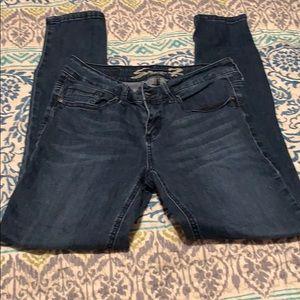 Seven 7blue jeans size 8 skinny
